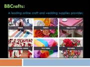 Great Collection of Wedding Supplies and Holiday Products for Sale