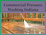 Commercial pressure washing Ohio-clean and maintain your commercial pr