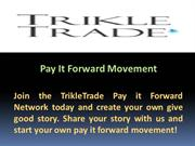 Pay It Forward Movement