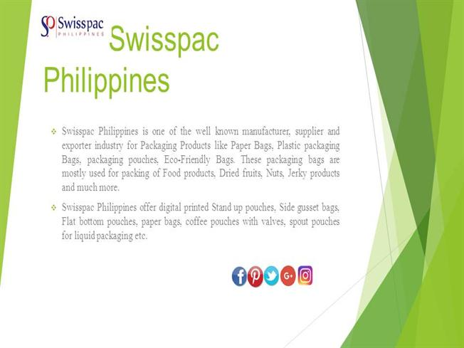 Flexible Packaging Company Philippines |authorSTREAM
