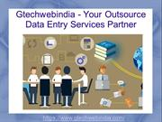 Your Outsource Data Entry Services Partner