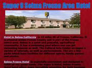 Hotel in Selma California, Selma Fresno