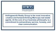 Top Real Estate Agents in Maricopa - Hollingsworth Realty Group