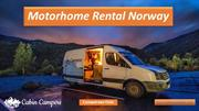 Visit Norway with Motorhome rental Norway