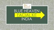 Buy Blue Heaven Facial Kit Online