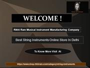 Best String Instrument Online Store In Delhi