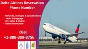 Airline Tickets & Flights Dial Delta Airlines Reservation Phone Number