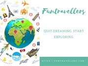 Funtravellers | Travel Write For Us  | Travel Articles
