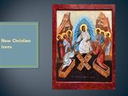 Signification of Christian religious Icons