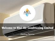 Abel Air Conditioning Limited Presentation