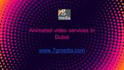 Animated Video Services in Dubai