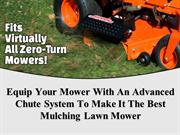 Equip Your Mower with an Advanced Chute System
