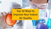 Top 10 Ways to Improve Your Indoor Air Quality