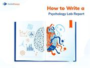 Effective Ways to Write a Lab Report