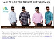Online Order Casual Shirts Manufacturers In Surat