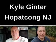 Kyle Ginter of Hopatcong NJ - Free Time