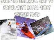 Take the Enthrall Trip to Nepal with Nepal Tibet Bhutan Tour