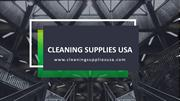 Why Household Cleaning Supplies USA is relevant?