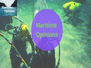 Diving Expert Witness - Maritime Opinions