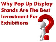 Exhibition Stand Design And Build, Pop up Display Stands