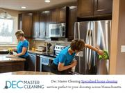 What A House Cleaning Services Enterprise Will Provide you