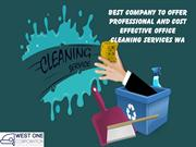 Office Cleaning Services WA