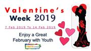 Valentine's Week 7 Feb 2019 to 14 Feb 2019 - Youth Express