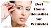 How to Remove Wrinkles from Face at Home