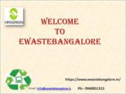 waste recycling services bangalore