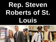 Rep. Steven Roberts of St. Louis - Another Two Years