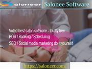 Salon Scheduling Software Free