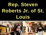 Rep. Steven Roberts of St. Louis - Return to St. Louis