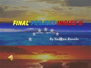 project final ingles II