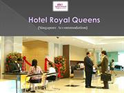Singapore Accommodation - Hotel Royal Queens