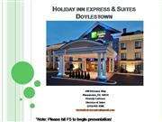 Holiday Inn Express & Suites Warminster