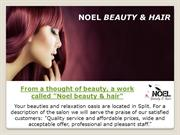 Noel Beauty & Hair – Beauty and hair salon