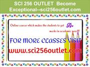 SCI 256 OUTLET Become Exceptional--sci256outlet.com