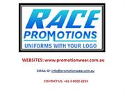 Race Promotions - Promo Polo T shirts in Melbourne
