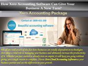 How Xero Accounting Software Can Give Your Business A New Turn