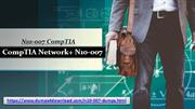 CompTIA N10-007 Exam Dumps - 100% Free N10-007 Questions & Answers
