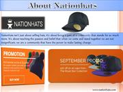 What is a Custom Snapback,Nationhats