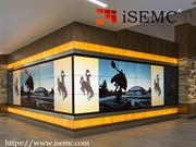 LCD Video Wall Controller | iSEMC