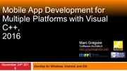 Marc-Gregoire-Mobile-App-Development-for-Multiple-Platforms-with-Visua