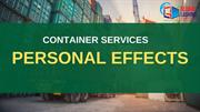 Global Container Shipping Company - Global Lashing