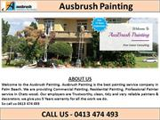 Professional Painter service in Baulkham Hills