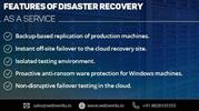 Web Werks Data Centers Disaster Recovery services