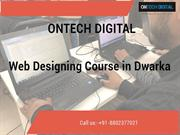 Web Designing Course in Dwarka