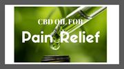 Cbd Oil For Pain For Sale