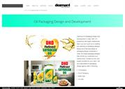 Oil Packaging Design and Devlopment  Edible Oil Packaging Design Compa