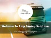 Chip Tuning Solutions Presentations